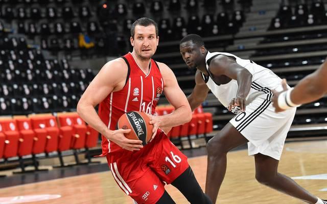 Auch Paul Zipser konnte die Niederlage von Bayern München in der EuroLeague gegen Lyon nicht verhindern