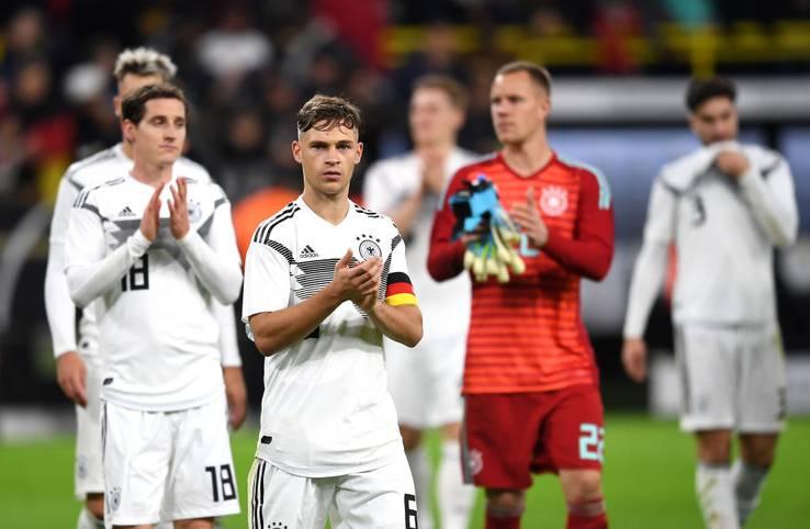 Die deutsche Nationalmannschaft startete gegen Argentinien furios und führte zur Pause mit 2:0. In der zweiten Hälfte kam die Albiceleste aber besser ins Spiel. Kurz vor dem Ende traf Ocampos zum Ausgleich