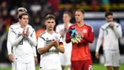 Joshua Kimmich führte das DFB-Team gegen Argentinien erstmals als Kapitän aufs Feld