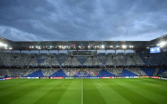 Auch bei RB Salzburg kann nun wieder trainiert werden