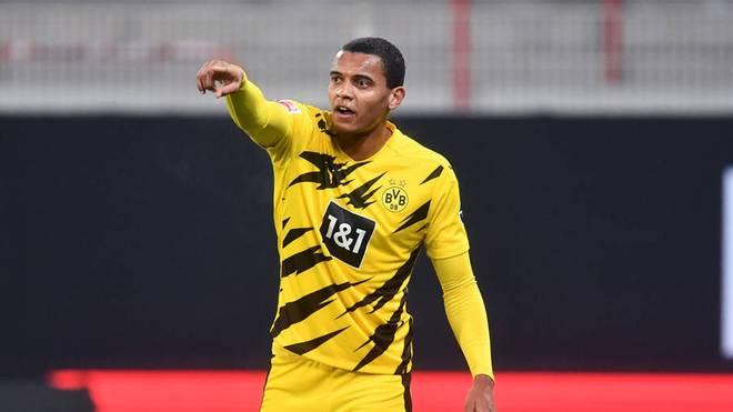 Manuel Akanji fällt bei Borussia Dortmund verletzt aus