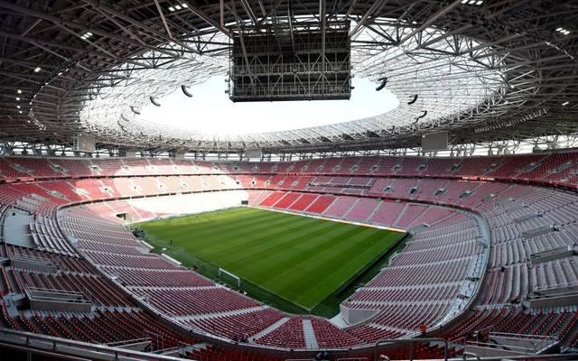 In der Puskas Arena von Budapest steigt das Supercup-Finale 2020