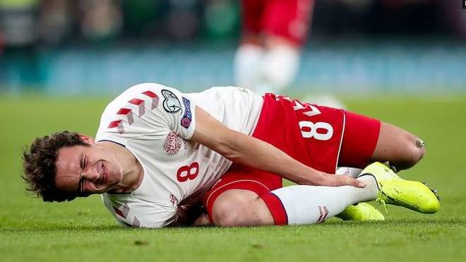Thomas Delaney wird in der Hinrunde nicht mehr für Borussia Dortmund spielen