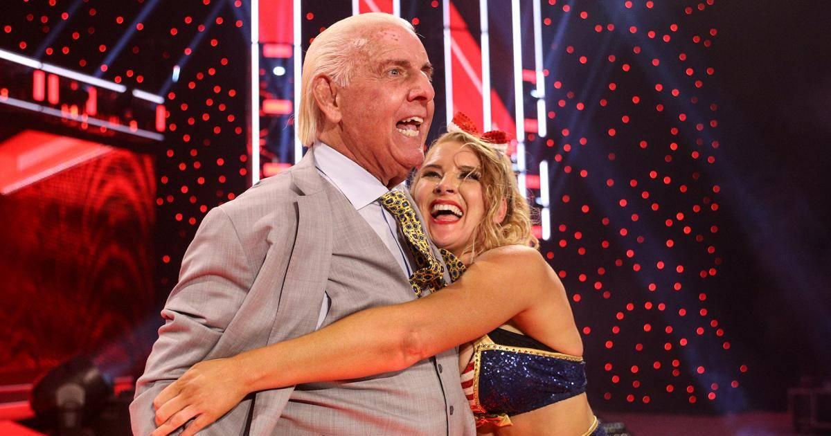 WWE RAW: Lacey Evans schwanger - die realen Umstände - SPORT1