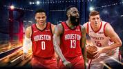NBA: Houston Rockets mit Westbrook, Harden im Kadercheck