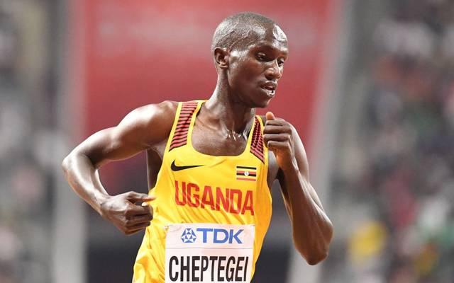 Joshua Cheptegei ist neuer Weltrekordhalter