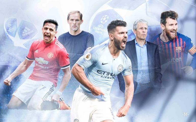 Die K.o.-Phase der Champions League beginnt: Welches Team ist in seiner aktuellen Form Titelfavorit? Und wer muss im Achtelfinale ums Weiterkommen zittern? SPORT1 macht den Formcheck vor dem Beginn der Runde der besten 16 Europas