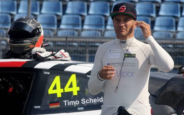 Timo Scheider glaubt nicht mehr an einen Fortbestand der DTM
