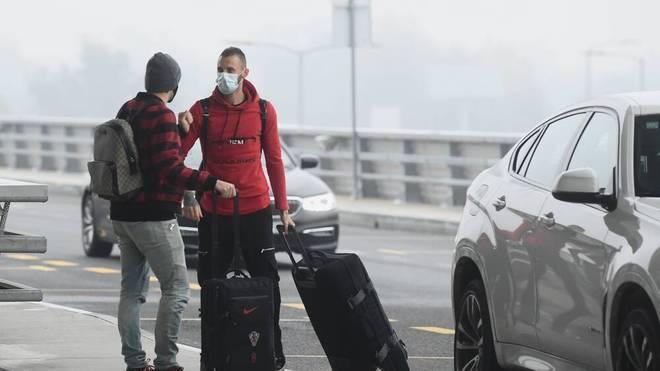 Marcelo Brozovic (r.) und Mateo Kovacic sind mit dem Nationalteam unterwegs