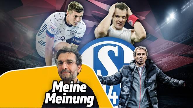 SPORT1-Kolumnist Alex Steudel blickt schon einmal auf das Fußballjahr 2021