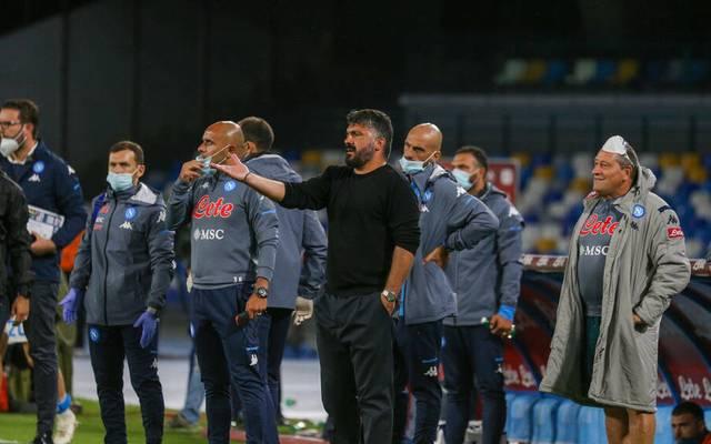 Der SSC Neapel darf nicht zum Topspiel gegen Juventus Turin anreisen