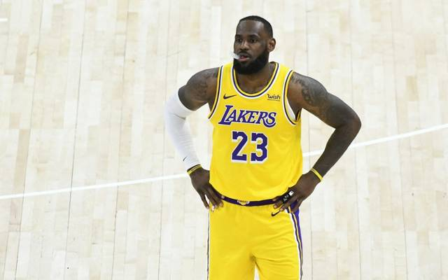 LeBron James von den Los Angeles Lakers investiert in Sportaktien