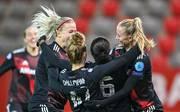 Bayern und Wolfsburg träumen vom Halbfinale in der UEFA Women's Champions League: SPORT1 zeigt alle Viertelfinalpartien der deutschen Klubs live – Auftakt am Mittwoch, 24. März