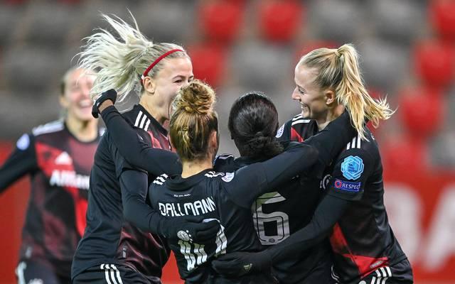SPORT1 überträgt die Women's Champions League live