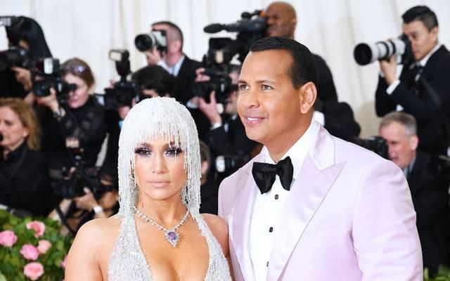 Auch Jennifer Lopez and Alex Rodriguez wollen die New York Mets