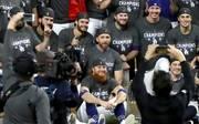 Meisterparty mit Corona: Keine Strafe für MLB-Champion Turner