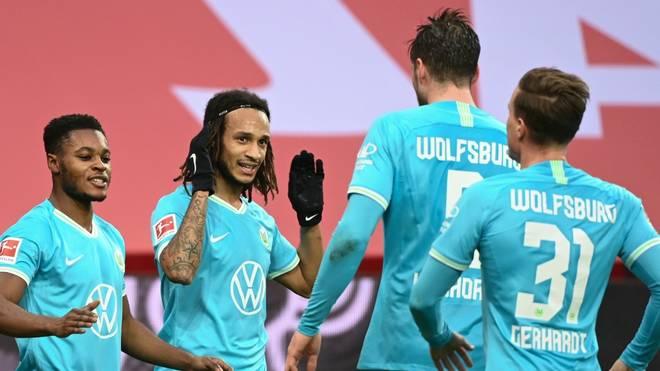 VfL Wolfsburg schlägt Bayer Leverkusen