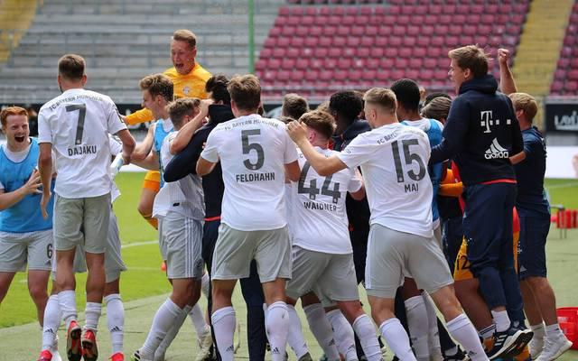 Der FC Bayern München II startet mit einem Derby in die neue Saison