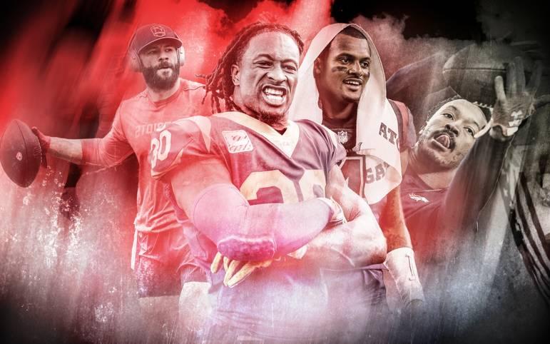 Die Hälfte der Regular Season in der NFL ist vorbei. Grund genug um die veränderten Kräfteverhältnisse neu zu analysieren. Welche Teams haben enttäuscht, wer hat geglänzt und wer ist über sich hinausgewachsen? Das SPORT1-Powerranking