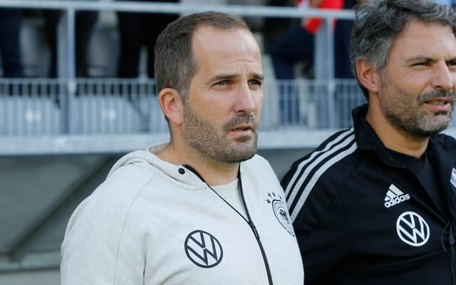 Manuel Baum wird zur Saison 2020/2021 die U18-Nationalmannschaft übernehmen