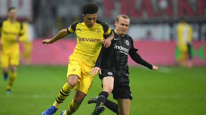 Sebastian Rode trifft auf seinen Ex-Klub Borussia Dortmund