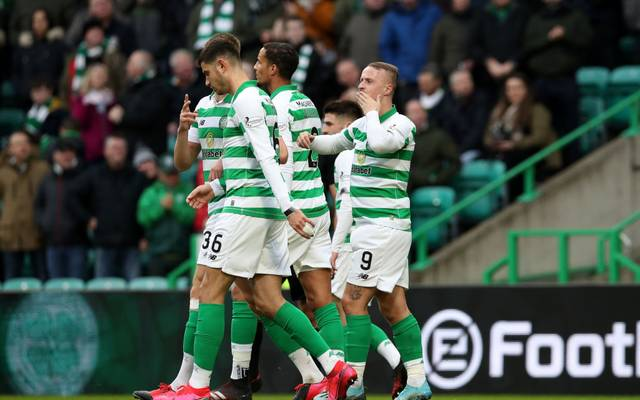 Celtic Glasgow ist amtierender schottischer Meister