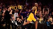 Zwanzig Jahre lang läuft der Shooting Guard in der NBA auf und trägt in dieser Zeit nur ein Trikot: Das der Los Angeles Lakers. Insgesamt führt er sein Team in dieser Zeit zu fünf Meisterschaften und wird 2008 als MVP ausgezeichnet