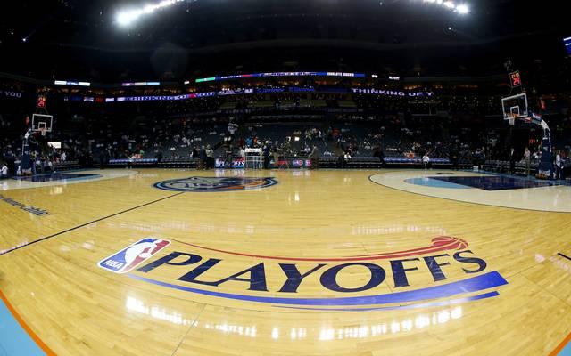 Auf den Basketball-Courts in Orlando sollen Botschaften stehen