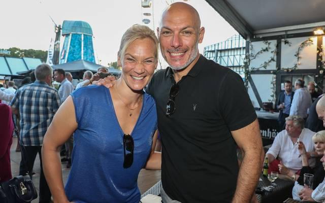 Bibiana Steinhaus und Howard Webb sind seit 2016 liiert