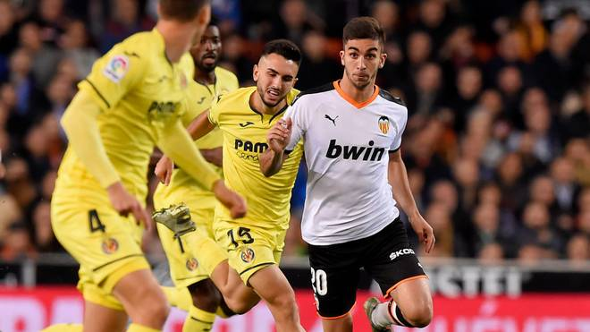 Ferran Torres wechselt zu Manchester City