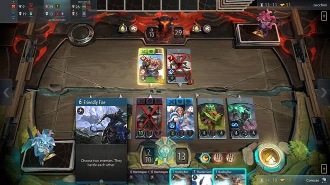 Entwickler Valve arbeitet am Rework des eigenen Kartenspiels Artifact. Dieses bekommt nun einen Singleplayer-Modus verpasst