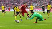 FC Bayern Muenchen v Borussia Dortmund - Bundesliga: ROMAN BÜRKI