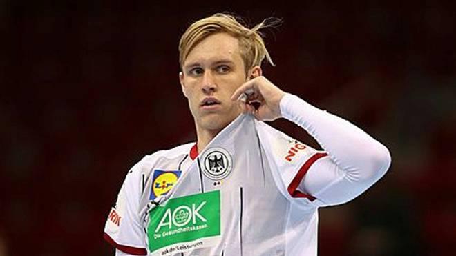 Michalczik muss gegen Österreich verletzt pausieren