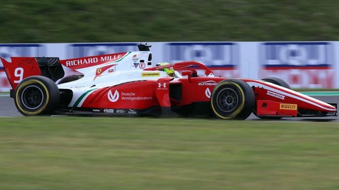 Mick Schumacher fährt seine erste Saison in der Formel 2