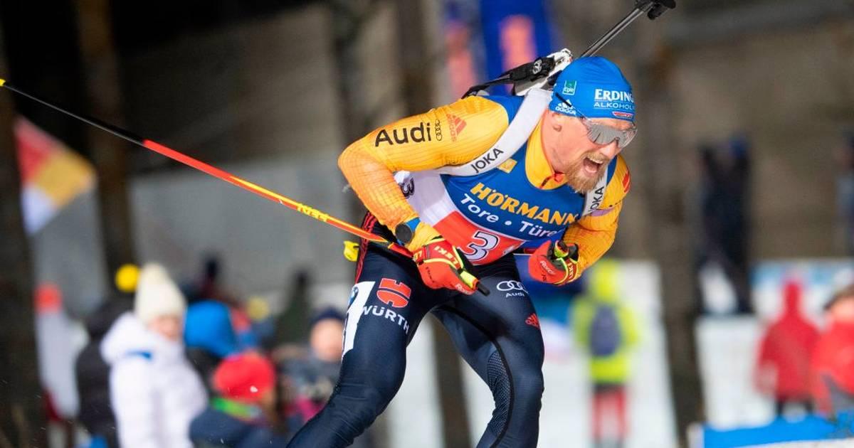 Biathlon-WM in Antholz: Single Mixed mit Lesser LIVE im TV, Stream & Ticker