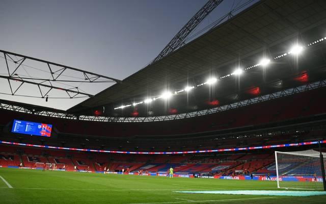 FA: Antrag auf Spielgenehmigung für Wembley eingereicht