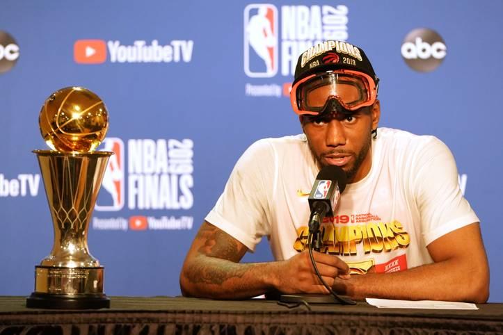 Plötzlich Titelkandidat? Die Los Angeles Clippers haben mit den Blockbuster-Moves für Kawhi Leonard und Paul George die NBA erschüttert und die Machtverhältnisse umgekrempelt
