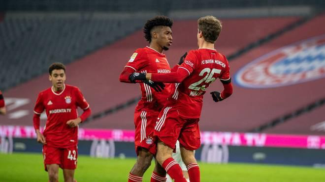Überstrahlt derzeit alles: Der FC Bayern