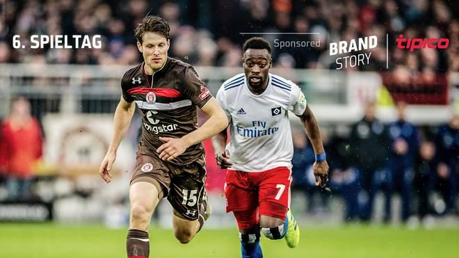Der FC St. Pauli bittet den Hamburger SV zum Derby in der 2. Bundesliga