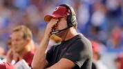 Jay Gruden ist nicht länger Trainer der Washington Redskins