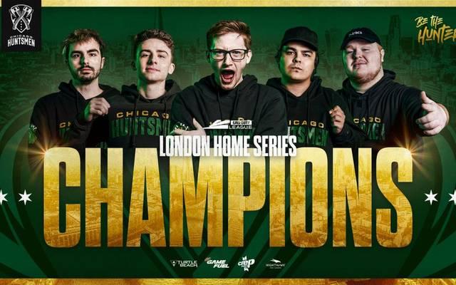 CoD-League: Chicago Huntsmen gewinnen erste Home Series
