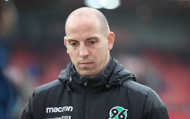 Jan Schlaudraff war nur knapp ein halbes Jahr Sportdirektor bei Hannover 96