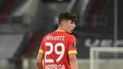 Kai Havertz steht vor einem Wechsel zum FC Chelsea