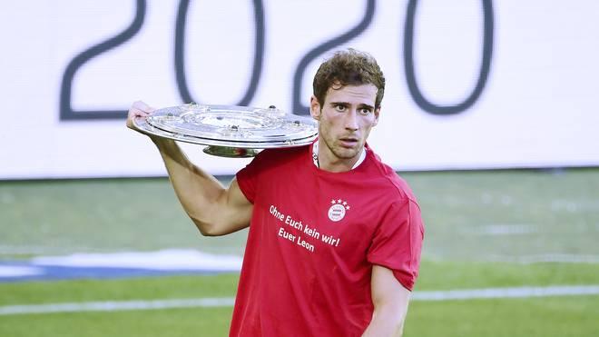 Der FC Bayern holte in diesem Sommer den achten Meistertitel in Folge