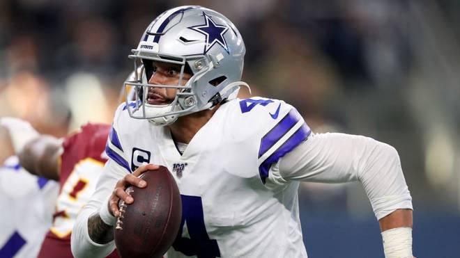 Dak Prescott wurde 2016 von den Cowboys gedraftet