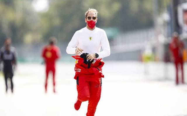 Sebastian Vettel wurde im Red Bull vier Mal Weltmeister