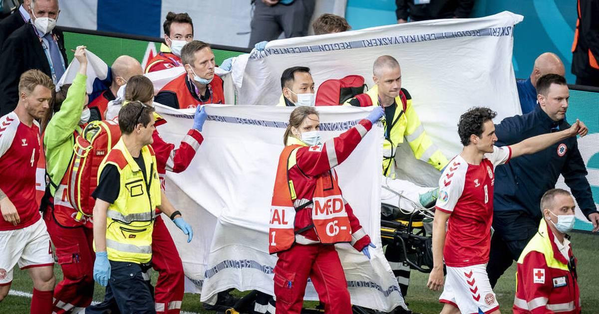 Photo of Christian Eriksen: Dänemark-Arzt nennt Details zum Gesundheitszustand | SPORT1