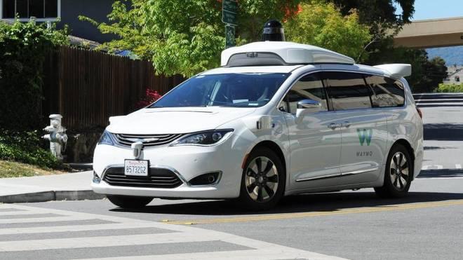 Autonome Mobilität - Robotaxi
