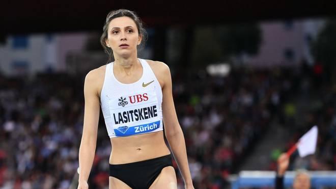Marija Lassizkene will ihren WM-Titel im Hochsprung verteidigen