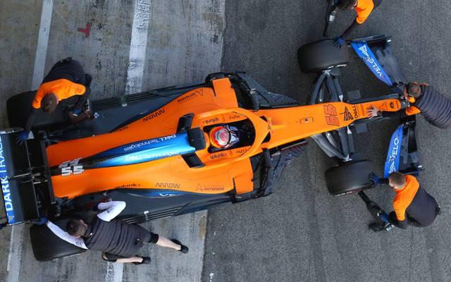 McLaren hat Maßnahmen gegen das Coronavirus ergriffen